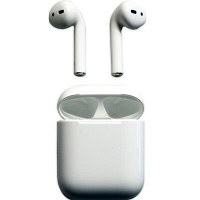Apple Airpods MMEF2ZM/A weiß In-Ear Bluetooth Kopfhörer Ohrhörer Headset WOW!