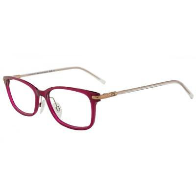 NEW Tommy Hilfiger TH1400 R20 17 Burgundy Crystal Optical Eyeglasses (Mens Optical Glasses 2017)