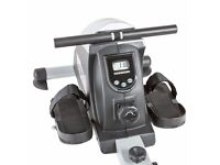 TecTake Fitness pulley indoor rowing machine home training