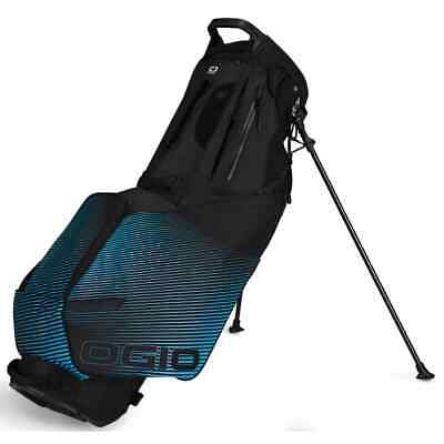 New Ogio Shadow Fuse 304 4-Way Stand Carry Golf Bag - Perigrine - 2019