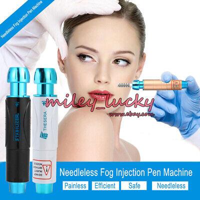 4 in1 Safe Noninvasive Nebulizer Injection Pen Anti-Aging Needleless Pain -