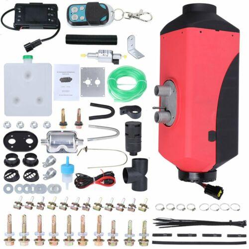 2 Schalld/ämpfer 5KW 12V Diesel Standheizung Luftheizung Air Heater F/ür LK