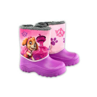 Paw Patrol Winter Boots Kids from SIZE 7-12.5 KIDS Girls  ()