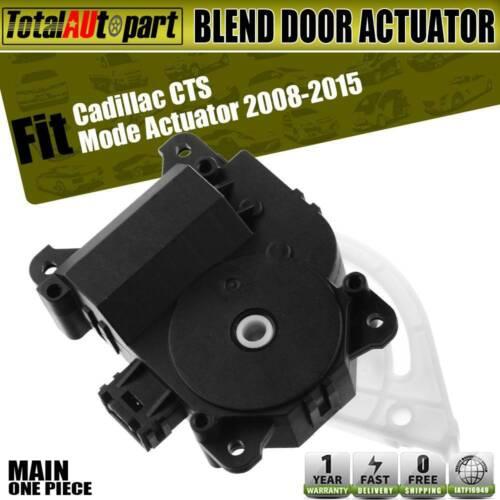 HVAC Blend Air Door Tempareture Actuator For Cadillac CTS