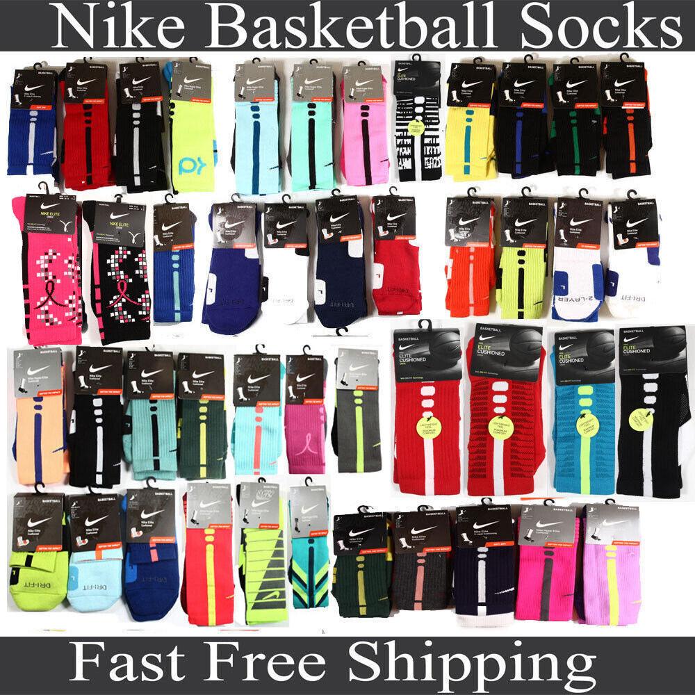 Nike Elite Cushioned basketball socks,Elite Quick,Versatilit