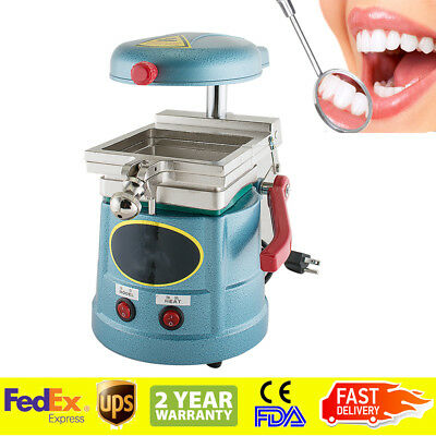 Dental Vacuum Former Forming Molding Machine Heat Thermoforming Tool Usa Sale