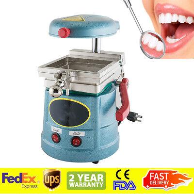 NEW!  Dental Vacuum Ci-devant Forming Molding Machine Heat Thermoforming Equipment