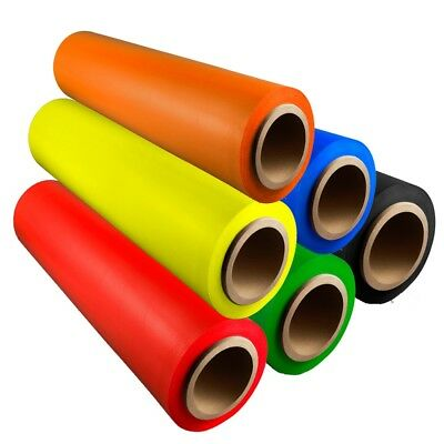 Hand Stretch Wrap Film Choose Your Color Roll Size