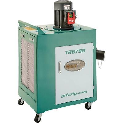 Grizzly T28798 1-12 Hp Metal Dust Collector