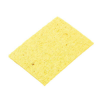 5 Pcs Enduring Condense Electric Welding Soldering Iron Cleaning Sponge T9