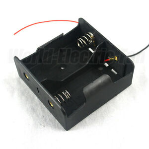 1PCS-2-x-D-Size-Cell-Battery-Batteries-Holder-Box-3V-DC-Case-With-Wire-Lead-BC2D