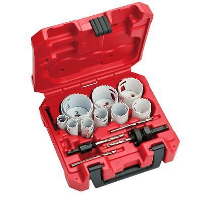 Milwaukee 49-22-4175 15 PC General Purpose Hole Dozer™ Hole Saw Kit