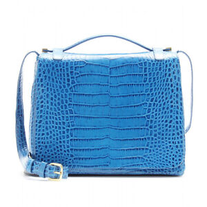 DRIES VAN NOTEN Embossed shoulder  Bag- Authentic ! Save 40% Off now 534