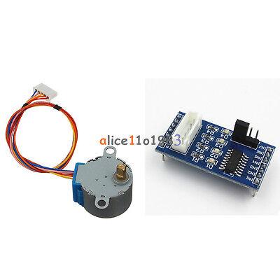 Dc5v Stepper Motor 28byj-48 Uln2003 Stepper Motor Driver Module For Arduino