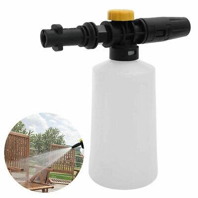750ML Snow Foam Lance Bottle Cannon For Car Washer Karcher K2-K7 Sprayer Gun