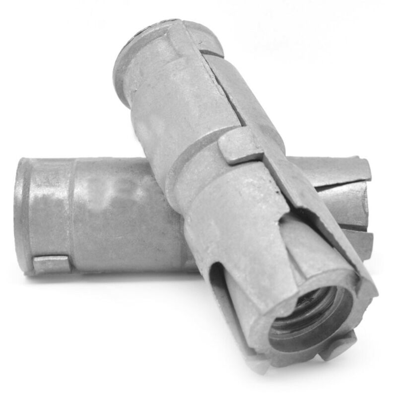 "5/16"" Expansion Shield Anchor Single Zinc Alloy"
