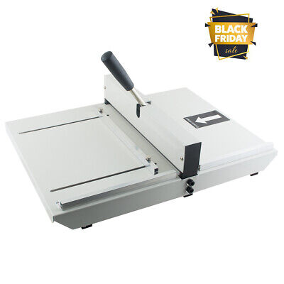 Us 350mm Manual Hand Paper Card Creaser Creasing Scoring Machine Equipment