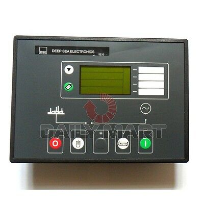 New Deep Sea Generator Controller Dse5210 Electronic Module Genset Parts