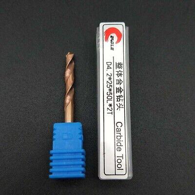 Φ6.7*60*2F cemented carbide alloy drill Bit Tungsten steel CNC drill 6.7mm drill