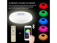 LED lamp and Bluetooth speaker 2in1