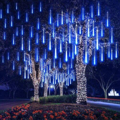 144 LED Solar Meteor Shower String Lights Tree Lamp / 100 LED String Light Xmas