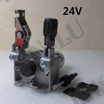 Dc 24v 0.8-1.0mm Mig Welder Wire Feed Welder Motor Mig-160 No Connector