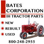 BATES CORP The IH Parts Specialist