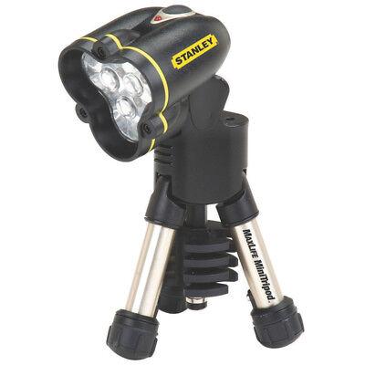 Stanley 95-111 MaxLife Mini Tripod Flashlight, 3 LED