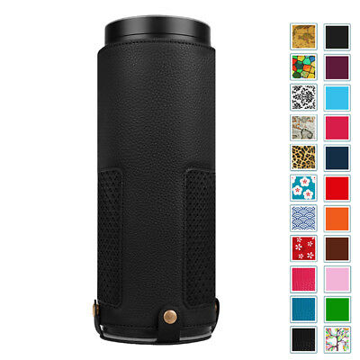 For Amazon Echo Plus / Echo 1st Generation Leather Cover Cover Sleeve - 1st Generation Skin