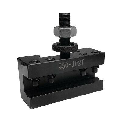 Axa 58 Oversize Quick Change Turning Facing Lathe Tool Post Holder 250-102xl