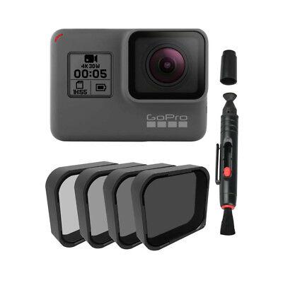 Freewell Gear ND 4-Filter Pack (4K-Series) für HERO5-7 Black