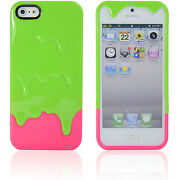 3D Melt iPhone 5 Cases