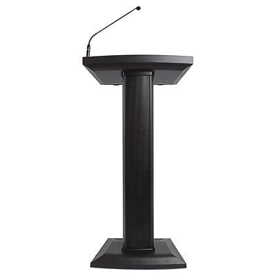Denon Pro LECTERN Active Portable Audio Multi-Media Presentation Stand Black