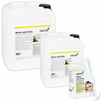 Osmo Wash and Care 8016 Wooden Floor Regular Maintenance Cleaner/Stain Remover