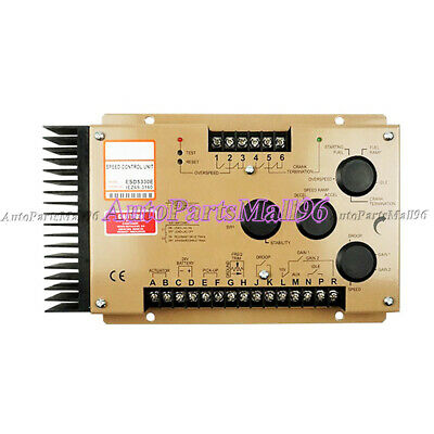 Electronic Engine Speed Controller Governor Generator Genset Parts Esd5330