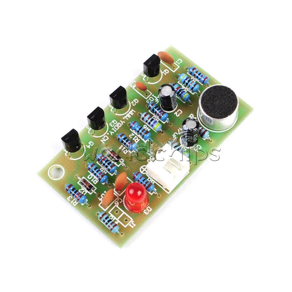 Details about Clap Acoustic Control Switch Module Suite Circuit Electronic  PCB DIY Kit Arduino