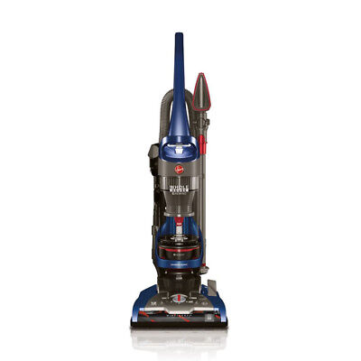 Hoover WindTunnel 2 Whole House Rewind Bagless Upright Vacuum, (Hoover Windtunnel 2 Rewind Upright Vacuum Blue)