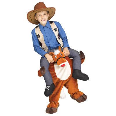 Kids Carry Me Horse Halloween Costume](Halloween Carrying Costume)