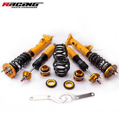 (For BMW E36 3 Series Adjustable Damper Coilover Shock Absorber Coil Spring Strut)