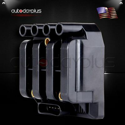 New Ignition Coil Pack fits VW Jetta Beetle 2.0L L4 UF484 06A905097 C1393 17883