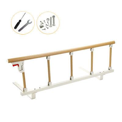 Bed Rail Assist Handle Railing Bed Rails for Elderly Senior Safety Guard (Folding Bed Rail)