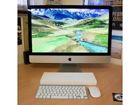 iMac (27-inch, Late 2013) 1 Year Old Refurbished Apple