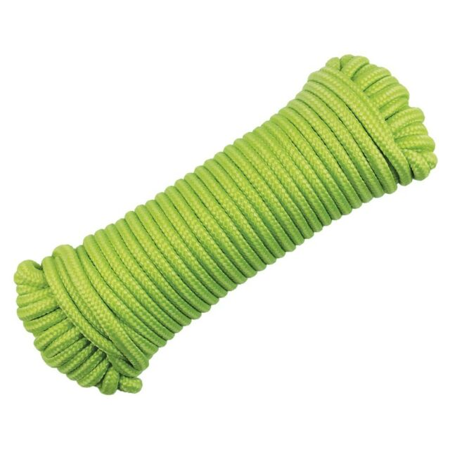 2 PACK Yellowstone Glow In The Dark Camping Guy Washing Line Guide Rope 50FT/15M