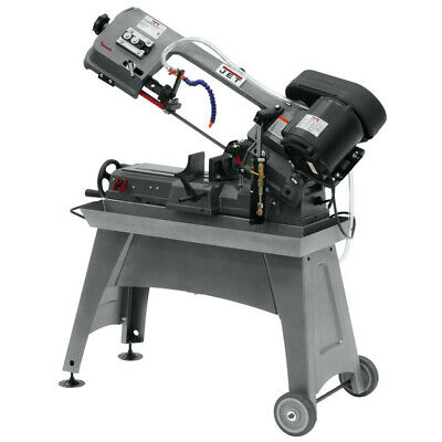 Jet 414453 J-3230 5 In. X 8 In. 12 Hp 1ph Horizontal Wet Band Saw New