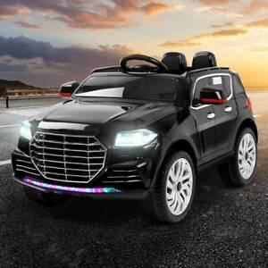 Audi Q7 replica Kids Ride On Car - Black Kingsgrove Canterbury Area Preview