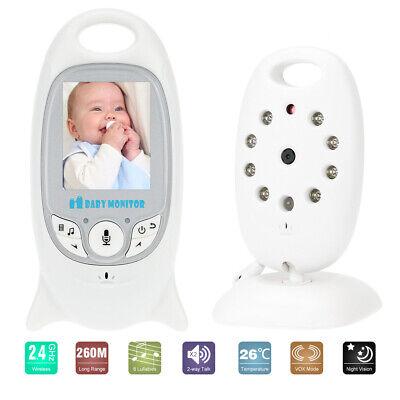VB601 Baby Monitor Kamera 2.0in LCD 2.4GHz + 8IR LED ZweiWege Sprechen