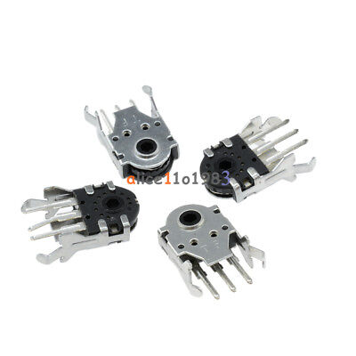 10pcs 9mm Mouse Encoder Wheel Encoder Repair Parts Switch