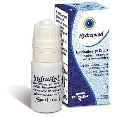 20ml ( 2 x 10ml ) Hydramed long-lasting Dry Eye Drop Solution Preservative free