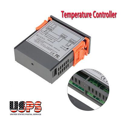 Wh1210f 12v Fahrenheit Temperature Controller Thermostat Control -58248 Us