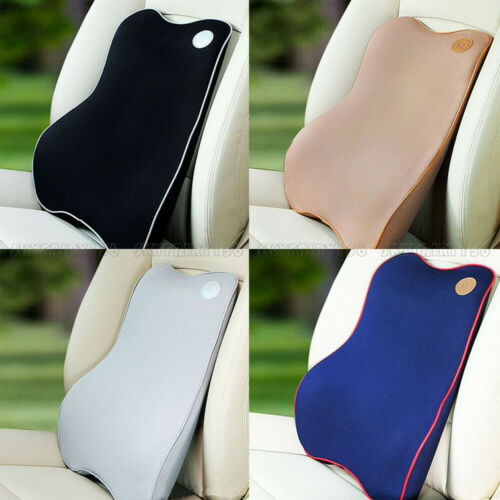 Memory Foam Car Lumbar Support Cushion Chair Pillow for Home